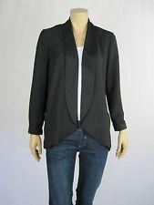 Sportsgirl Ladies Light Weight Long Sleeve Jacket size 8 Colour Black