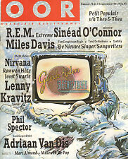 MAGAZINE OOR 1991 nr. 25/26 - JOOST SWARTE / NIRVANA / ROWWEN HEZE / THEO & THEA