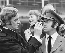 MICHAEL CAINE IN JACK CARTER, IAN HENDRY COME 8X10 FOTO