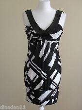 New Look dress, size 8, short, black/white, brand new