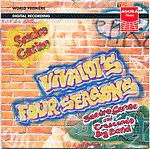 CERINO SANDRO - VIVALDI'S FOUR SEASONS - CD NUOVO