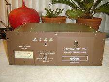 Orban 8185A Optimod-TV, 8185APRO, Television Stereo Generator, Vintage Rack