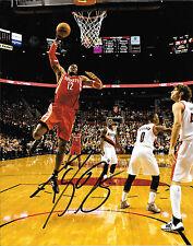 **GFA Houston Rockets * DWIGHT HOWARD * Signed 8x10 Photo D2 COA