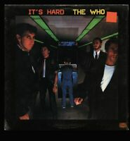 VINYL LP The Who - It's Hard WB 9 23731 1 shrinkwrap 1st PRESSING NM