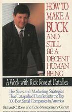 How to Make a Buck and Still Be a Decent Human Bei