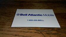 Vintage Bell Atlantic Mobile Telephone Phone Cell Cellphone White Fridge Magnet