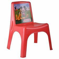 Disney Mickey RLP-021 Plastic Chair Toddler For Childrens Playroom/Studyroom