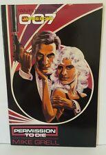 JAMES BOND 007 PERMISSION TO DIE #1 VF.