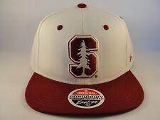 online store bb541 c928f Stanford Cardinal NCAA Zephyr Snapback Hat Cap