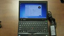 "Lenovo ThinkPad X120e 11.6"" Notebook  2GB memory  75GB  SSD Fan noise w/Charger"