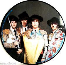 LP - The Beatles - Timeless (VINYL LP  PICTURE DISC) US EDITION 1981, AS MINT