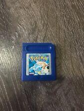 Pokemon Blue Gameboy Game