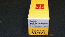 Vtg Kodak Verichrome VP 127 Pan film  Must  L@@K!