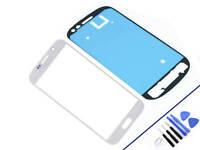 FRONTGLAS für SAMSUNG Galaxy S6 Pearl Weiss White Glas Display Touchscreen NEU