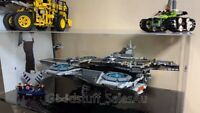 Display case for Lego Marvel Super Heroes -The Shield Helicarrier 76042