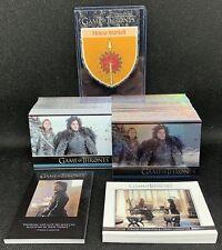Rittenhouse Game of Thrones Season 3 Mini Master Set Foil Quotable Relationship
