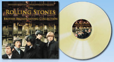The Rolling Stones - British Broadcasting Collection - Clear Vinyl LP - Import