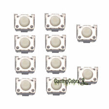 10PCS Repair Parts LR L/R Button Shoulder Trigger For Nintendo DS Lite DSi XL/LL