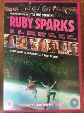 Paul Dano Zoe Kazan Steve Coogan RUBY SPARKS ~ 2012 Indie Comedy | UK DVD