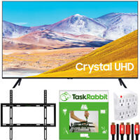 "Samsung 75"" 4K UHD Smart LED TV (2020 Model) + TaskRabbit Installation Bundle"