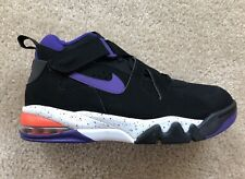 Nike Air Force Max CB Charles Barkley Suns Purple Shoes AJ7922-002 Size 10
