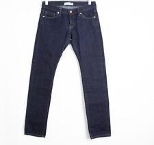 Ines de la Fressange Uniqlo collab Dark Wash Women's Jeans Size 24 blue denim