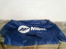 Miller Electric 300920 Blue Waterproof Protective Welder Cover