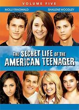 Secret Life of the American Teenager, Vol. 5 [3 Discs] (2010, DVD NEW)