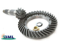 LAND ROVER DEFENDER CROWN WHEEL AND PINION(LONG NOSE ROVER DIFF) FRONT.  KAM538