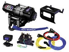 KFI A2500R2 Winch & Winch Mount Combo Kit - Honda Rancher TRX420 FA/FE/EM/TE/TM