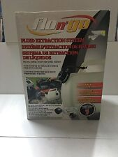 FLOW N' GO FLUID VACUUM EXTRACTION SYSTEM WITH JUG FAST OIL CHANGE SMALL ENGINES