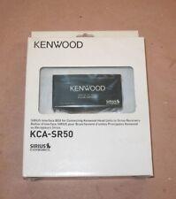 KENWOOD KCA-SR50 SiriusConnect to Kenwood interface