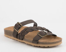 Soda Sandals Make in Brown Shoes
