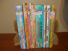 Lot of 23 Beginner & Young Reading Books Bright & Early, Cat in the Hat Library