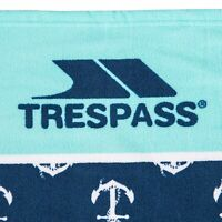 Trespass Extra Large Microfibre Beach Towel With PVC Carry Bag