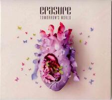 Erasure - Tomorrow's World (2011)  CD  NEW/SEALED  SPEEDYPOST