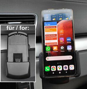 VW Handyhalterung 68+ Aufnahme Konsole Adapter Ladeschale Halter Phone Holder