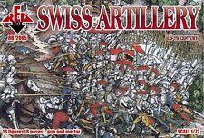 Red Box 1/72 Swiss Artillery 16th Century # 72065