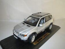 Anson BMW  X5  (silber)  1:18  OVP !!!