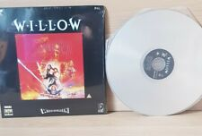 Classic 80's fantasy film WILLOW Widescreen laser disc