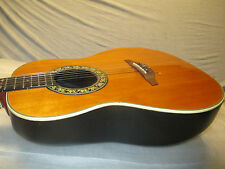 OVATION USA FOLKLORE ACOUSTIC - WIDE CLASSICAL NECK - 48 mm