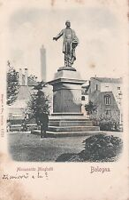 BOLOGNA - Monumento Minghetti