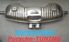 orig Porsche Boxster 986 S MK2 Auspuff Exhaust Muffler 99611114111
