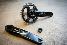 Shimano XT FC-M8000-B BOOST CRANKS 175MM 32T