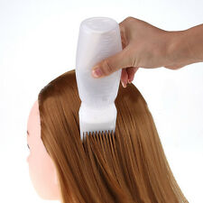 Hair Dye Bottle Applicator Brush Dispensing 6oz Kit Salon Hairs Coloring Dyeing