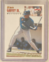 1995 Summit #174 Ken Griffey Jr. Bat Speed Seattle Mariners ** Mint **