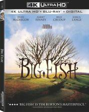 Big Fish 4K Ultra HD Blu-ray