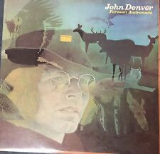 John Denver x 4 Lp's Farewell Andromeda1973 Aerie1972 Back Home1974 Rhymes r1972