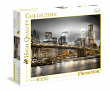 New York City Skyline - 1000 Piece Jigsaw Puzzle - Clementoni