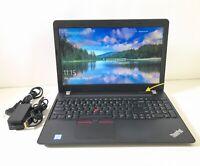 "Lenovo ThinkPad E570 - 15.6"" Laptop - 256 GB SSD - 4 GB RAM - Core i3 6th - C160"